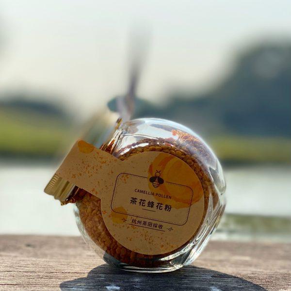 茶花蜂花粉